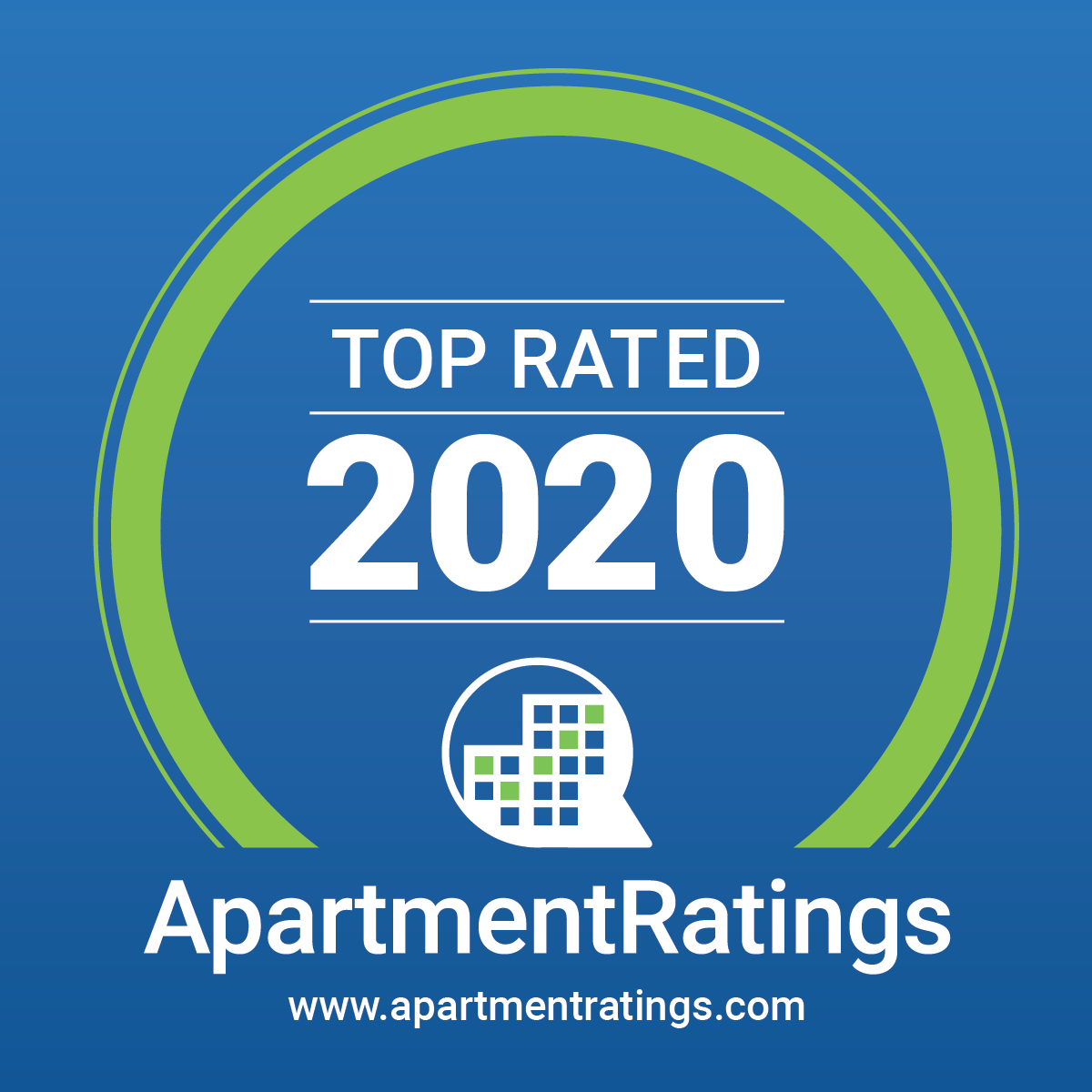 Top Rated 2020 ApartmentRatings